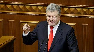 Ucrania: ¿Qué es la ley marcial?