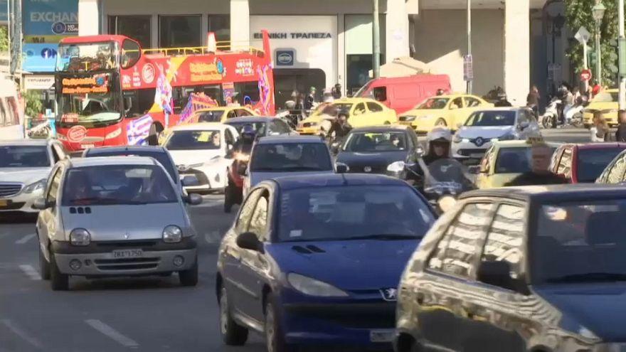 Grèce : le secteur privé en grève