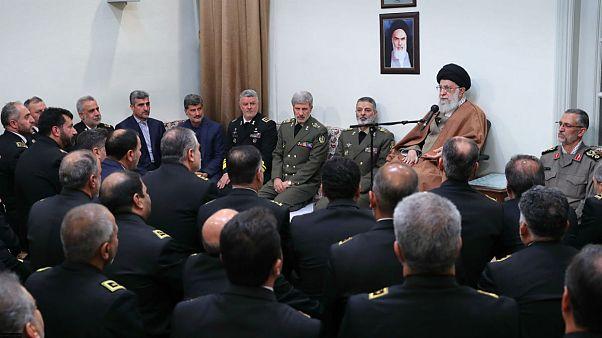 رهبر ایران: قصد آغاز جنگ نداریم اما توان نظامی ما باید افزایش یابد