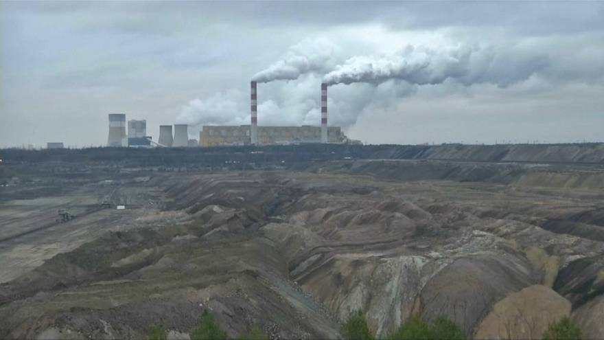 Carbon Dioxide emmissions rise for first time in four years
