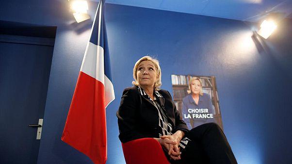 Avrupa Adalet Divanı Fransız aşırı sağcı Le Pen'in talebini kabul etmedi