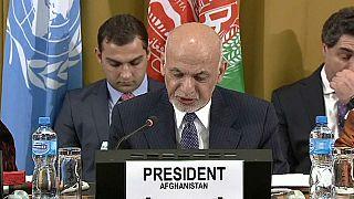الرئيس الأفغاني يشكل فريقا للتفاوض على السلام مع طالبان