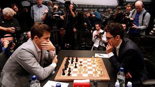 Video | Günlerdir süren Satranç Şampiyonası oyuncuların korkulu rüyası 'mahşer' finaliyle son buldu
