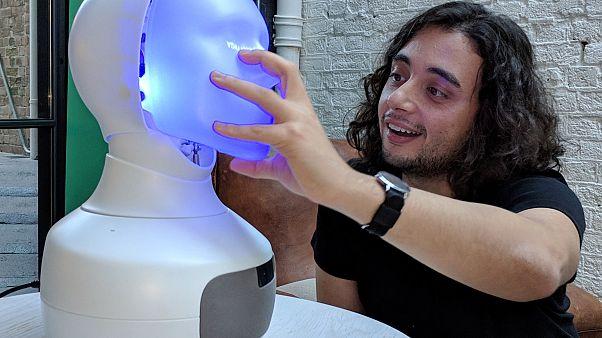 سامر المبيض، المدير التنفيذي لشركة فورهات للروبوتات والذكاء الصناعي
