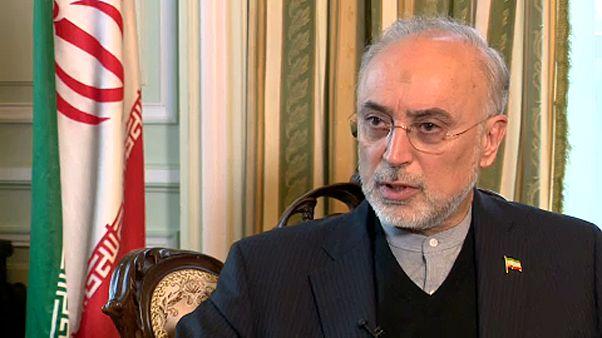 Ali Akbar Salehi, head of Iran's atomic energy authority