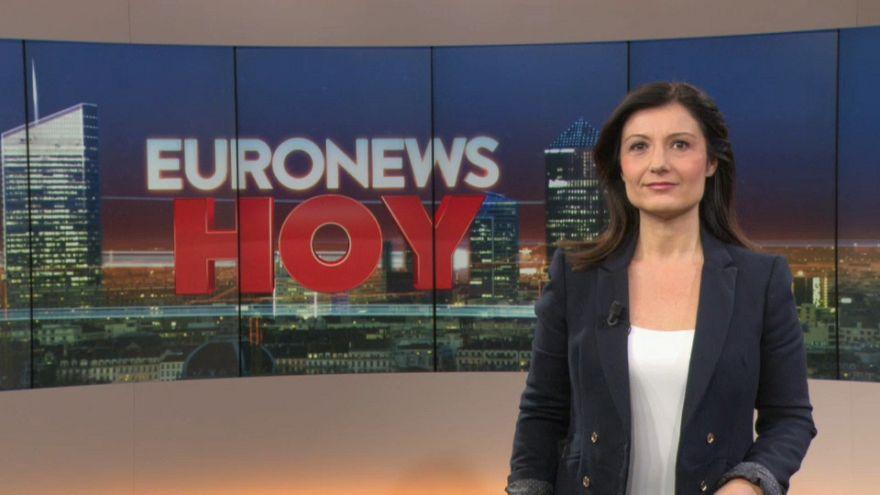 Euronews Hoy 28/11: la actualidad en 15 minutos