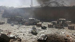Afganistan'ın başkenti Kabil'de intihar saldırısı: 10 ölü, 19 yaralı