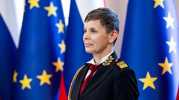 Eslovenia, el primer Estado de la OTAN en nombrar a una mujer como jefa del ejército
