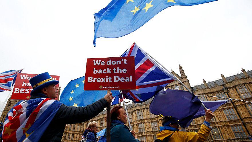 Brexit kostet Wirtschaft bis zu 150 Mrd. Pfund - pro Jahr