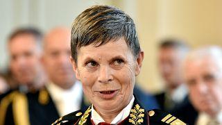 Slovenya: Bir kadın Genelkurmay Başkanı atayan ilk NATO ülkesi