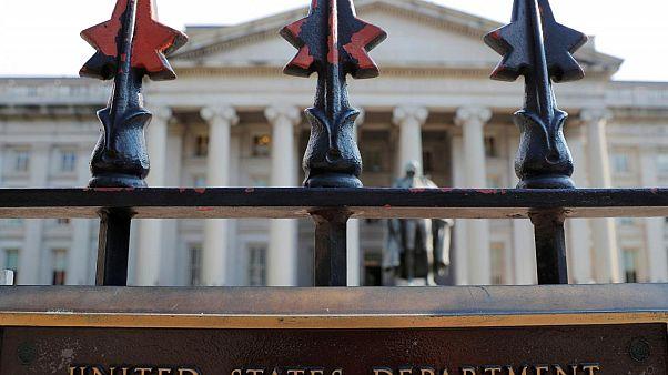 ساختمان وزارت خزانه داری ایالات متحده