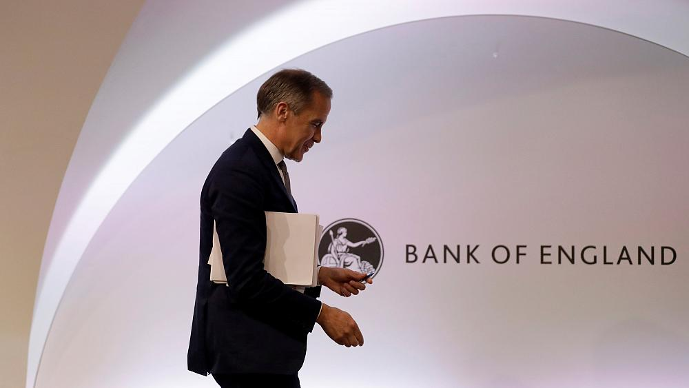 «Брексит» без сделки может сократить ВВП Великобритании на 8% — Банк Англии