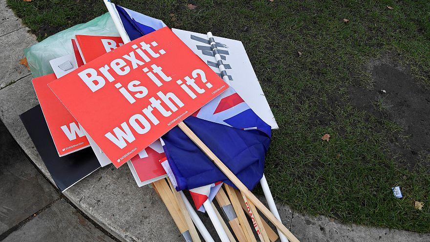 "Notenbank: ""Chaos-Brexit"" schlimmer als Finanzkrise"
