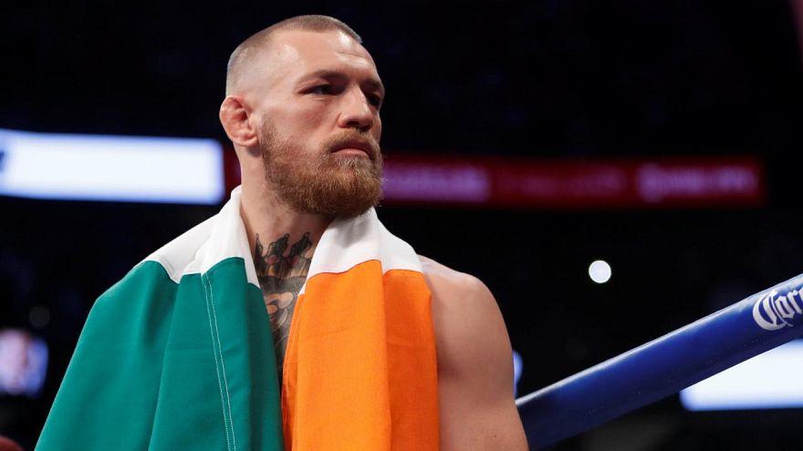Ünlü dövüşçü Conor McGregor'un ehliyetine aşırı hızdan dolayı el konuldu
