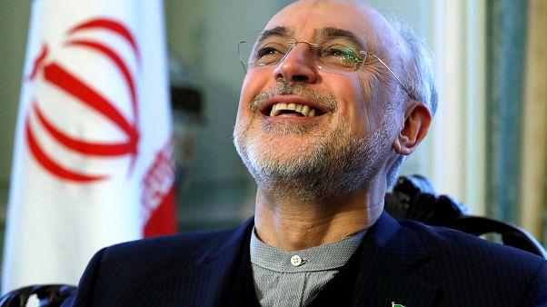 """Atomstreit mit dem Iran: Salehi setzt auf EU und sagt: """"Wir können auch wieder wie früher"""""""