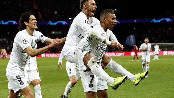 Ligue des champions : Paris résiste