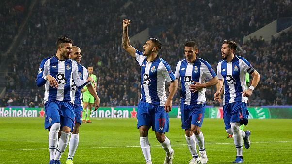 FC Porto carimba oitavos no primeiro lugar