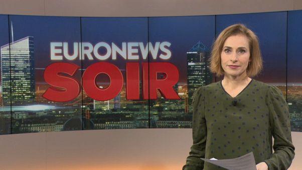 Euronews Soir : l'actualité de ce 28 novembre