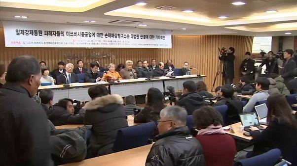 Güney Kore ve Japonya arasında 'savaş suçu' gerginliği büyüyor