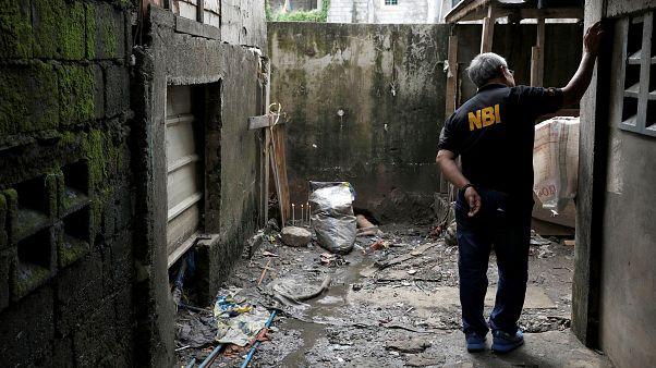 Filipinler'de 5 bin kişinin öldüğü uyuşturucu savaşında bir ilk: 3 polis suçlu bulundu
