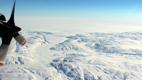 Ανακαλύφθηκε κρατήρας μεγαλύτερος και από το Παρίσι κάτω από τον πάγο της Γροιλανδίας