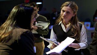 دخل نساء أمريكا نصف دخل الرجال تقريبا