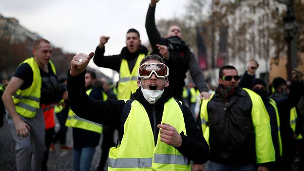 'Yellow Vest' spokespeople to meet French PM