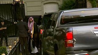Στην Αργεντινή για τη σύνοδο των G20 ο Σαουδάραβας πρίγκιπας μπιν Σαλμάν