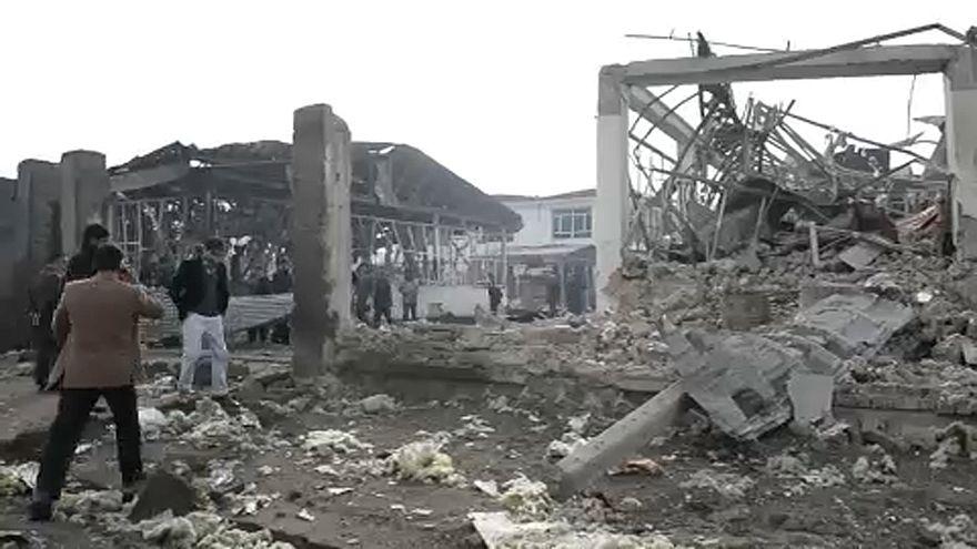 Tíz órán át tartott a harc a G4S kabuli épületénél