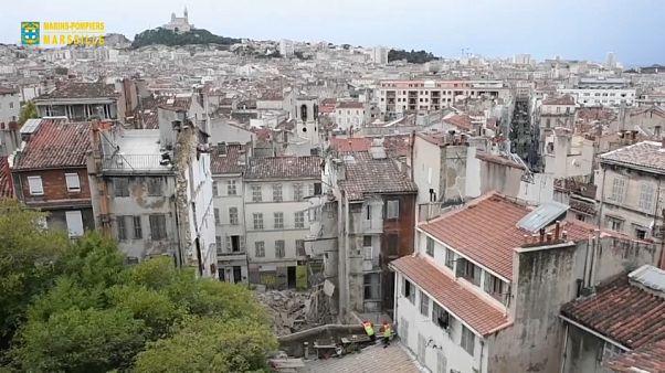 Трущобы Марселя: жители ждут эвакуации