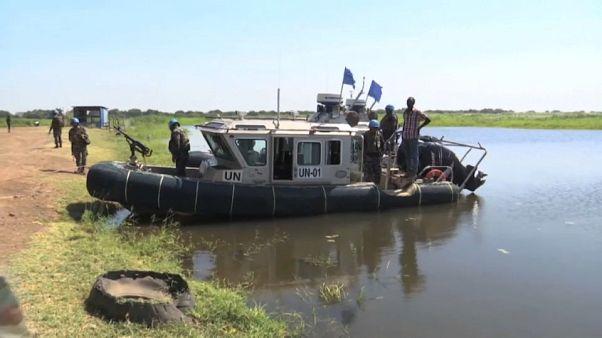 Sud Sudan, l'Onu annuncia l'arrivo di altri caschi blu