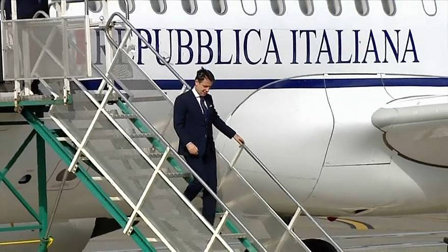 """""""L'Italia non è un rischio"""": dice Conte a Buenos Aires"""