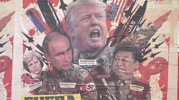 G20-Gipfel in Argentinien: Alle Augen auf Trump