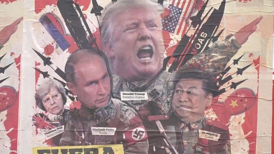 """Cimeira G20 """"suspensa"""" de confronto comercial entre Trump e Xi"""