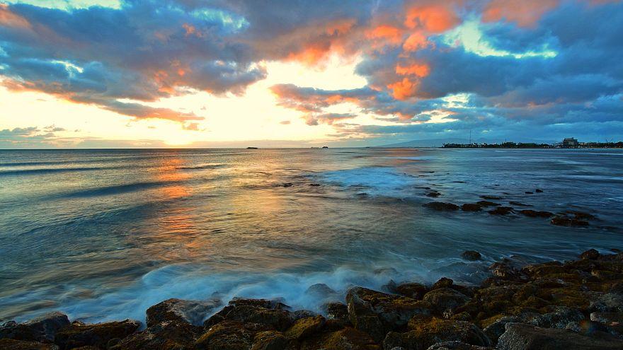 Dünyayı dolaşan esrarengiz sismik dalgalar volkanik korku yarattı
