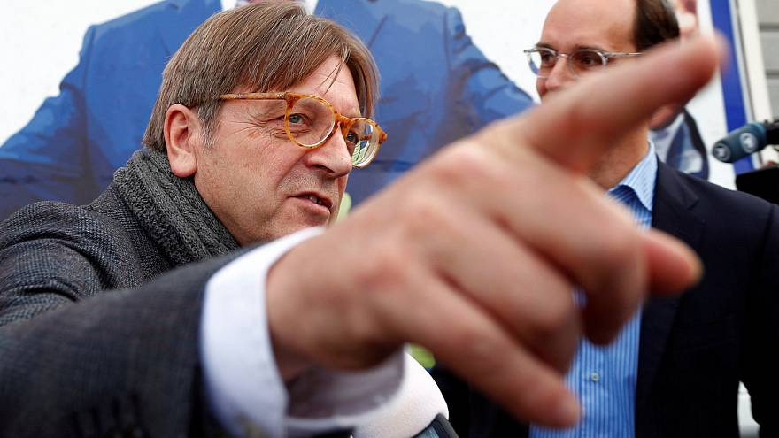 ALDE President Verhofstadt