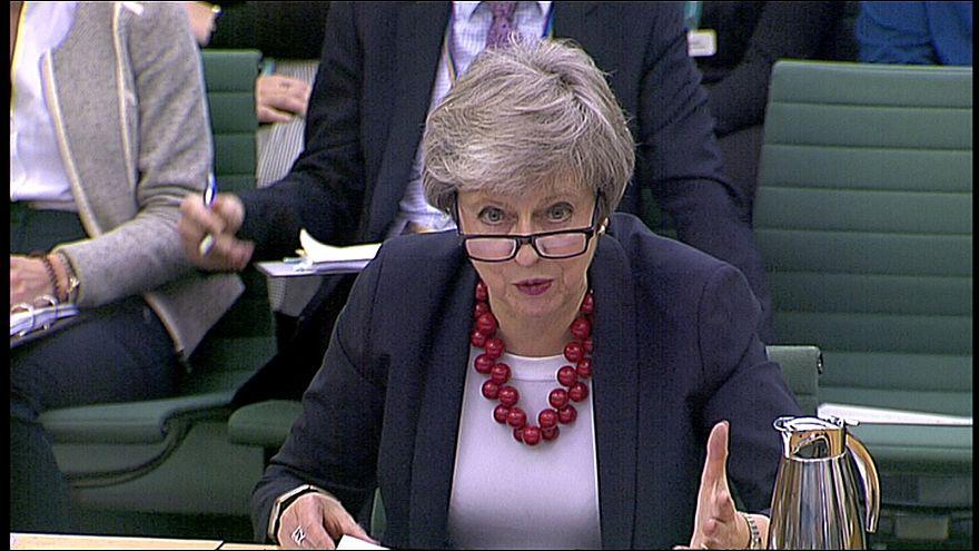 Theresa May: nem opció az EU-ban maradás
