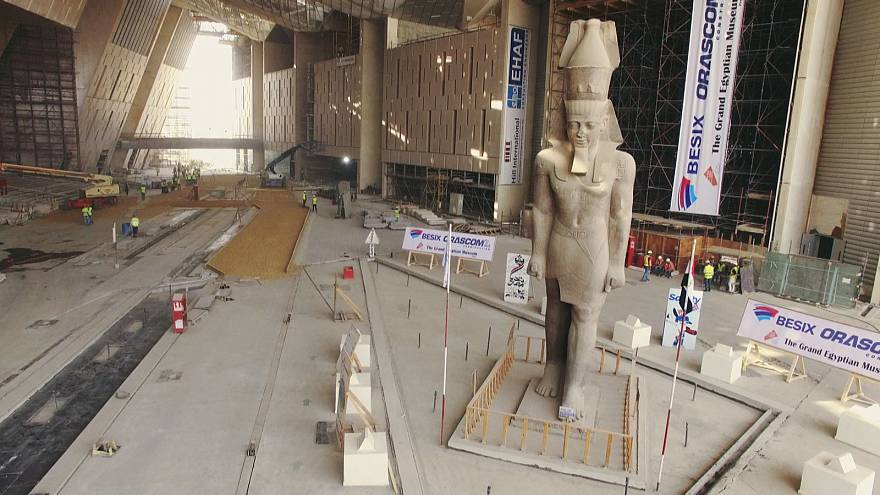Japanese project safeguards Egypt's ancient treasures