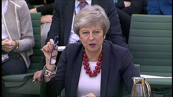 May asegura que el Reino Unido seguirá siendo competitivo después del Brexit