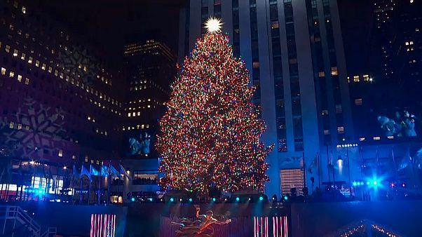 Arranca a temporada das inaugurações de Natal