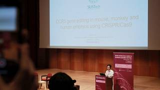 Scientific community outraged at Chinese scientist's gene editing baby claims