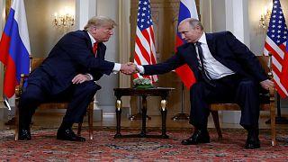 ترامب لن يجتمع مع بوتين ما دامت روسيا تحتجز سفنا أوكرانية