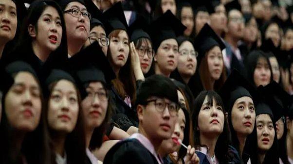 ABD casuslukla gündeme gelen Çinli öğrenciler için yeni kurallar belirliyor