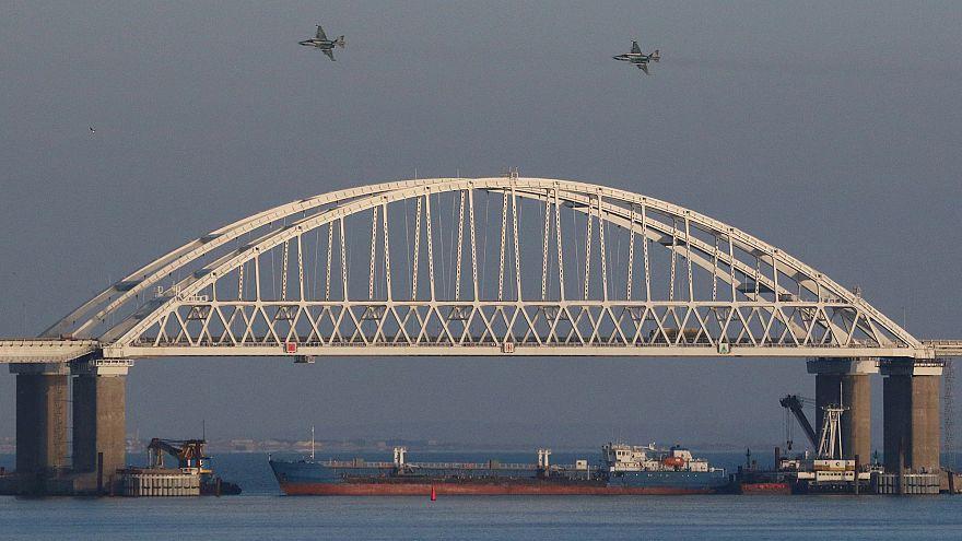 Rusya, Ukrayna'ya ait savaş gemilerine el koymuştu