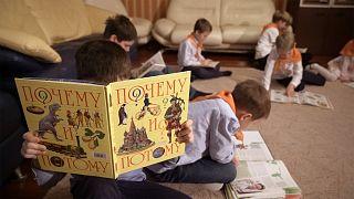 "In den russischen ""Quantorien""-Zentren lernen Kinder spielerisch den Umgang mit Technik"