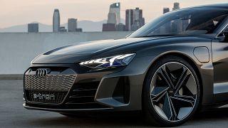 Το νέο ηλεκτροκίνητο της Audi, E tron GT