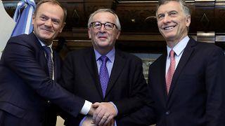 """""""Вкратце из Брюсселя"""": США, КНР, ЕС и G20"""