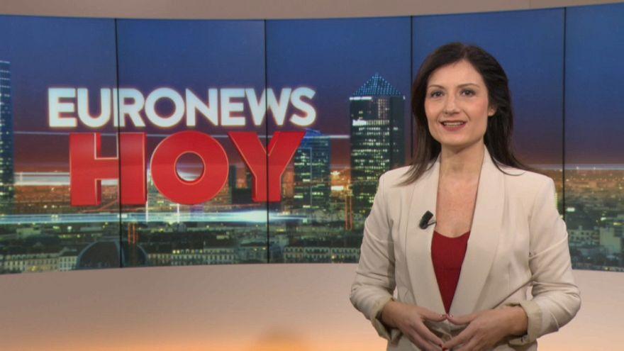 Euronews Hoy 29/11: la actualidad en 15 minutos