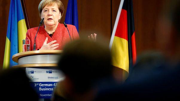 "Crise de Kertch : Angela Merkel appelle Kiev à ""rester avisée"""