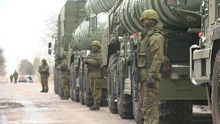 Rússia pronta para possível ação militar contra a Ucrânia